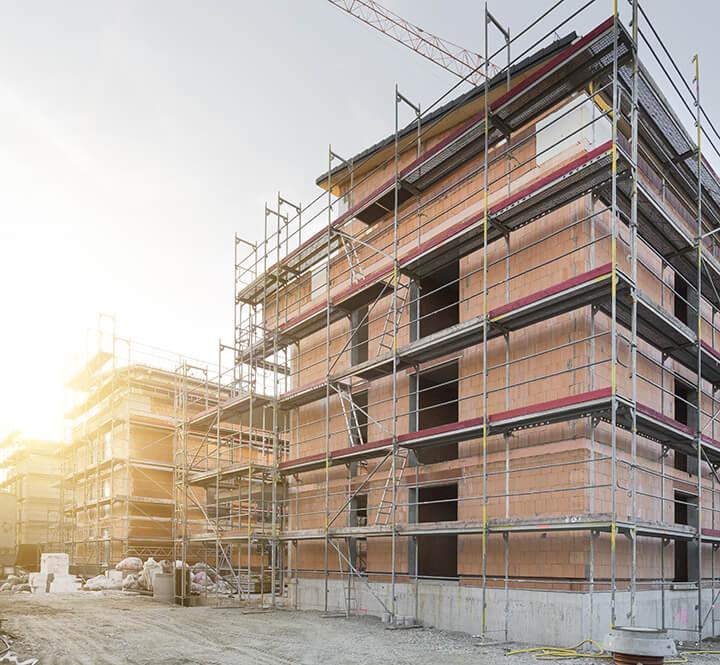 Verischerungen für Baugewerbe