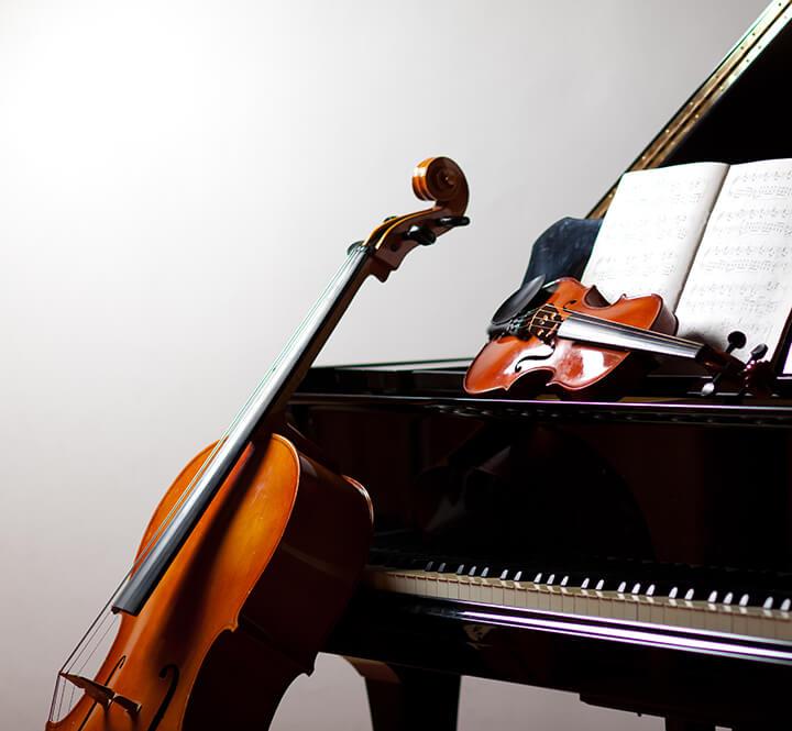 Versicherung von Musikinstrumenten